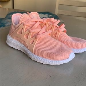 NEW! Pink/coral tennis shoes